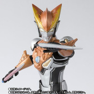 S.H.Figuarts Ultraman Rosso Ground Action Figure