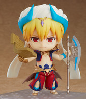 Nendoroid Fate/Grand Order - Caster/Gilgamesh: Ascension Ver. Action Figure