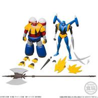 Super Mini Pla Getter Robo Armageddon Vol.3 (Set of 2)