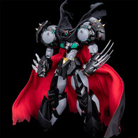 RIOBOT Getter Robo DEVOLUTION The Last 3 Minutes for Universe Black Getter