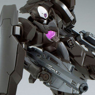 HG 1/144 GN-X IV (Commander) Plastic Model