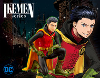 DC COMICS IKEMEN Damien Robin (w/First release Bonus) 1/7 PVC Figure