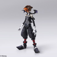 BRING ARTS KINGDOM HEARTS II - Sora Halloween Town Ver. Action Figure
