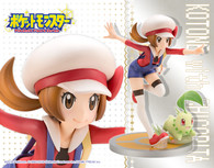 ARTFX J Pokemon - Lyra(Kotone) with Chikorita 1/8 PVC Figure