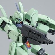 HGUC 1/144 RGM-89J Jegan Normal Type (F91 Ver.) Plastic Model ( JAN 2019 )