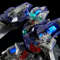 PG 1/60 Clear Color Body for Gundam Exia Plastic Model
