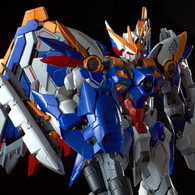 1/100 High-Resolution Model Wing Gundam EW Plastic Model