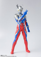 S.H.Figuarts Ultraman Zero Action Figure