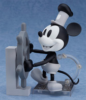 Nendoroid Steamboat Willie - Mickey Mouse: 1928 Ver. (Black & White) Action Figure
