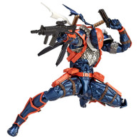 Figure Complex Amazing Yamaguchi No.011 Deathstroke Action Figure ( IN STOCK )