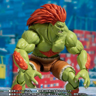 S.H.Figuarts Street Fighter - Blanka Action Figure