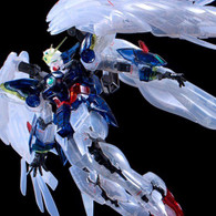 RG 1/144 Gundam Base Limited Wing Gundam Zero EW [Clear Color] Plastic Model