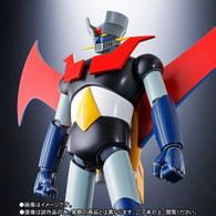 Soul of Chogokin GX-70SP Mazinger Z D.C. Anime Color Version Action Figure