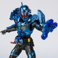 S.H.Figuarts Kamen Rider Build - Grease Blizzard Action Figure