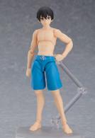 figma Male Swimsuit Body (Ryo) Action Figure