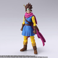 Dragon Quest III: Soshite Densetsu e... BRING ARTS Hero Action Figure