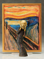 figma The Table Museum - The Scream Action Figure