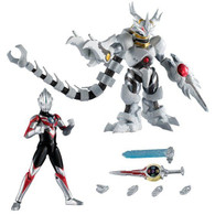 Cho-Do Ultraman Ultraman Orb Origin & Galactron SET