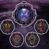 Kamen Rider Zi-O DX Another Ridewatch Set