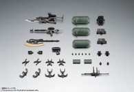 Robot Spirit Side MS Zeon Weapon Set ver. A.N.I.M.E. ( IN STOCK )