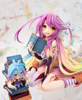 No Game No Life - Jibril 1/7 PVC Figure ( Rerelease )