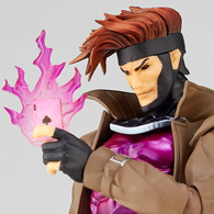 Figure Complex Amazing Yamaguchi No.012 Gambit (Marvel Universe) Action Figure ( IN STOCK )