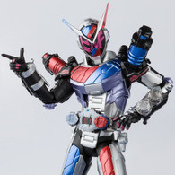 S.H.Figuarts Kamen Rider Zi-O Build Armor Action Figure