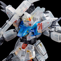 MG 1/100 Gundam F91 Ver. 2.0 (Afterimage Color) Plastic Model