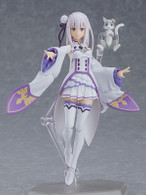 figma Emilia (Re:ZERO -Starting Life in Another World-) Action Figure