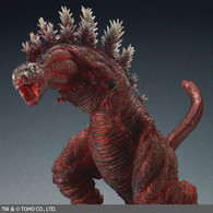 Toho Large Monster Series Godzilla (2016) Third form Clear Ver.