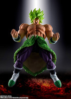 S.H.Figuarts Super Saiyan Broly Full Power (Dragonball Super Broly) Action Figure
