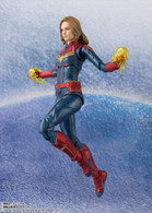 S.H.Figuarts Captain Marvel Action Figure
