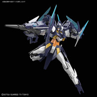 MG 1/100 Gundam AGE II Magnum Plastic Model ( IN STOCK )