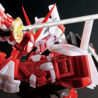 PG 1/60 Gundam Base Limited Gundam Astray Red Frame Metallic Plastic Model