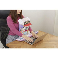 PC Cushion Dr.Slump Arale