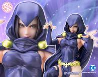DC COMICS Bishoujo DC UNIVERSE Raven 2nd Edition 1/7 PVC Figure