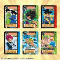Dragon Ball Carddass [Dragonball Super Broly] COMPLETE BOX