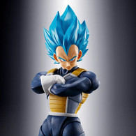 S.H.Figuarts Super Saiyan God Super Saiyan Vegeta -Super- (Dragonball Super Broly) Action Figure