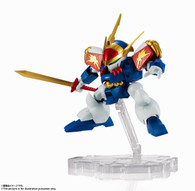 NXEDGE STYLE [MASHIN UNIT] Ryujinmaru (Mashin Hero Wataru) Action Figure