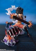 Figuarts Zero One Piece - Monkey D. Luffy Gear 4 -Snakeman Ouda- PVC Figure
