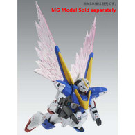 MG 1/100 Expansion Effect unit Light Wing for [V2 Gundam Ver.Ka] Plastic Model ( APR 2019 )