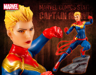 ARTFX+ MARVEL UNIVERSE - Captain Marvel 1/10 PVC Figure