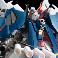 MG 1/100 Gundam Base Limited Crossbone Gundam X-1 Full Cloth [Extra Finish] Plastic Model ( APR 2019 )