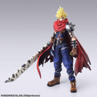 FINAL FANTASY BRING ARTS Cloud Strife Another Form Ver. Action Figure