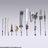 NieR: Automata BRING ARTS Trading Weapon Collection BOX