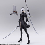 BRING ARTS NieR:Automata - YoRHa No.2 Type B Version 2.0 Action Figure