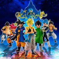 HG Movie Dragon Ball Super Gokou! Vegeta! Fusion Set ( AUG 2019 )