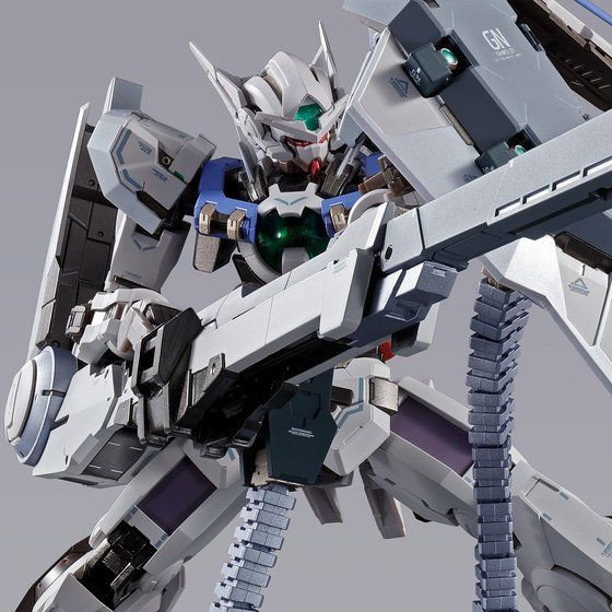 METAL BUILD Gundam Astraea Proto GN High Mega Launcher Action Figure ( IN  STOCK )