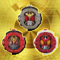Kamen Rider Zi-O DX Ridewatch Set VOL.1
