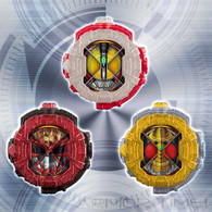 Kamen Rider Zi-O DX Ridewatch Set VOL.2